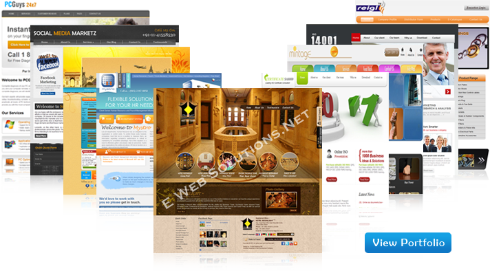 Static Website Design Packages India