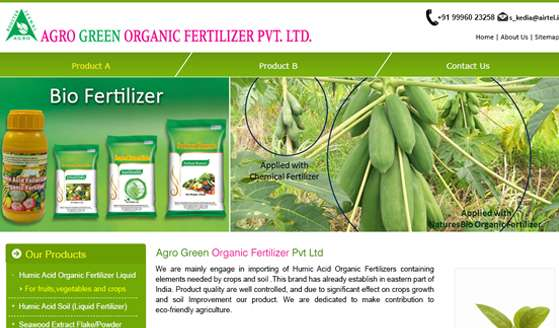 Agro Green Organic Fertilizer Pvt. Ltd.